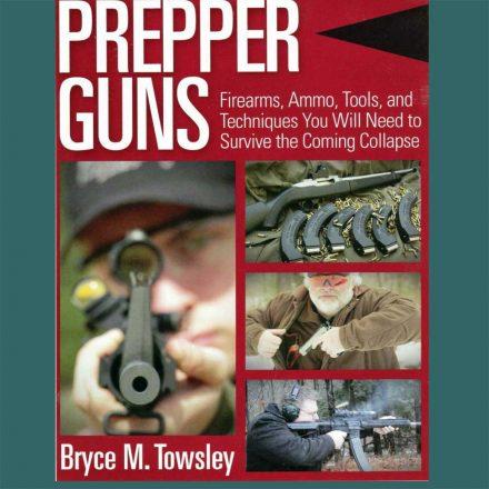 Prepper Guns | Bryce M Towlsey | Prepper Gun Book