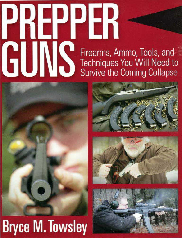 Prepper Guns Book