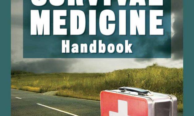 SURVIVAL MEDICINE HANDBOOK 3rd Edition 2016