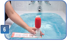 Waterbob Instructions Step 6