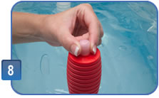 Waterbob Instructions Step 8