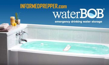 Waterbob Bathtub Water Storage