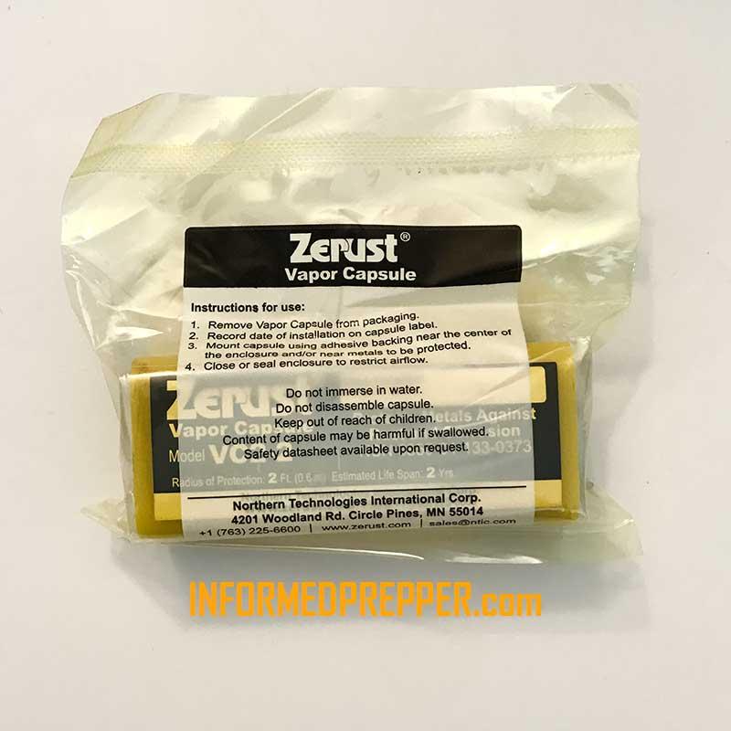 Zerust VC2-2 Rust Inhibitor