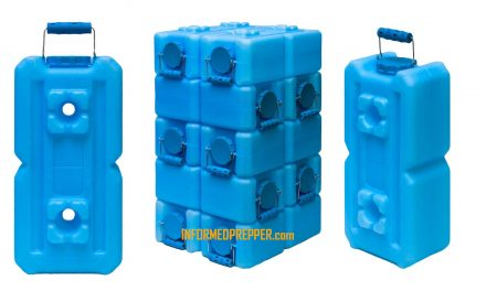 Waterbrick Containers Water Storage