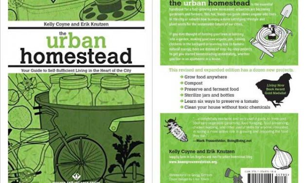 Urban Homestead Guide to Self-Sufficient Living