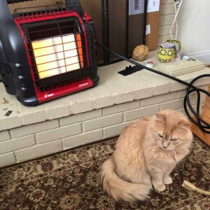 Mr Heater Big Buddy Portable Heater